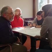 Arbeitsgruppe im Bilanz- und Zukunftsworkshop